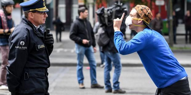 Mons : Un syndicaliste rejugé pour violences lors de la manifestation nationale de 2014 - La DH