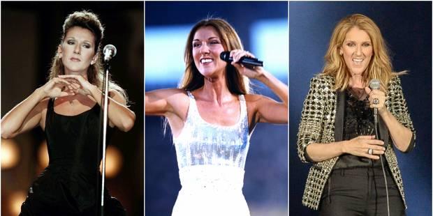 Céline Dion fête ses 50 ans, retour en images sur sa vie et sa carrière - La DH
