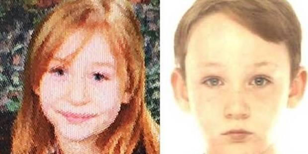 Disparition à Mouscron de Jade, 8 ans, et son frère Jordan, 12 ans : leur maman avait perdu la garde - La DH