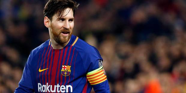 Messi sauve le FC Barcelone de la défaite de justesse ! - La DH
