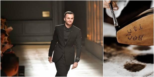 Après Dior, le Belge Kris Van Assche devient directeur artistique chez Berluti - La DH