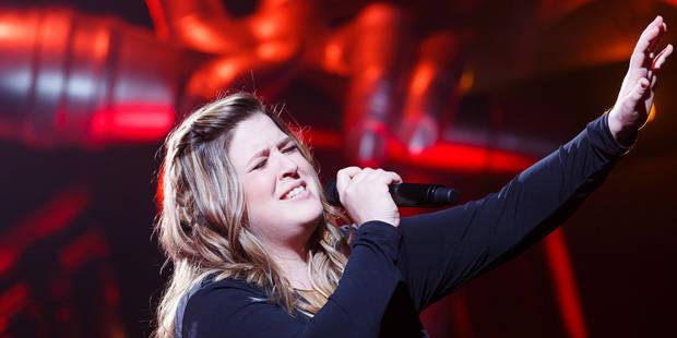 """""""Andreia, c'est The Voice!"""" - La DH"""