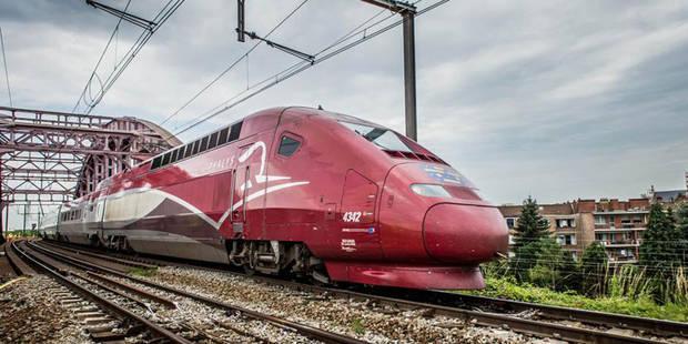 Grèves en France: Quelques Thalys et Eurostar annulés, trafic ferroviaire perturbé entre Tournai et Lille - La DH