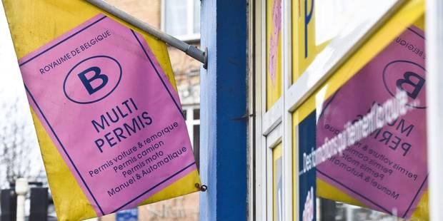 Bruxelles : les nouvelles règles pour le permis théorique entreront en vigueur le 30 avril - La DH