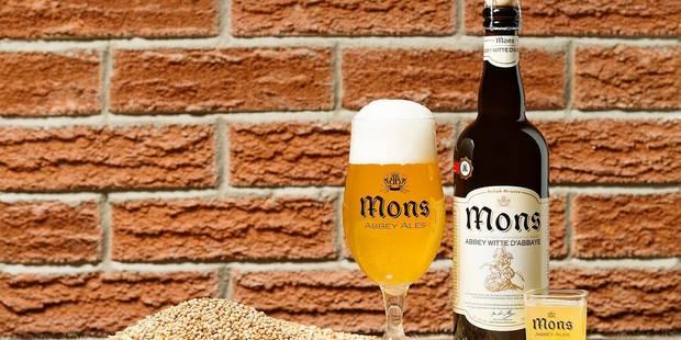 """La bière """"Mons"""" débarque du Canada - La DH"""