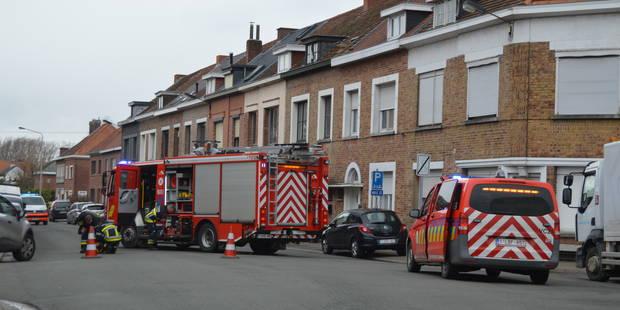 La rue du Crampon à Tournai bloquée suite à une odeur de gaz - La DH