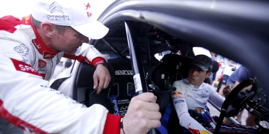 Ogier-Loeb, premier duel corse