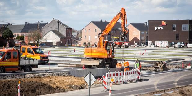 Enfin un parking-relais à Liège - La DH