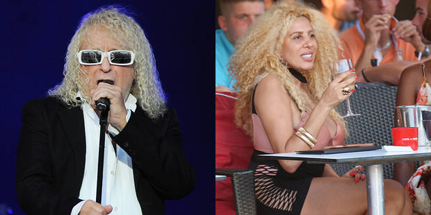 Michel Polnareff est-il en couple avec Afida Turner ? Le chanteur dément... (VIDEO) - La DH