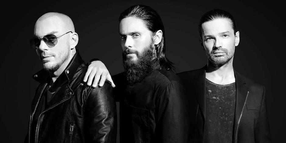 """Jared Leto sort son 5e album: """"Comme les acteurs, il faut être patient"""""""