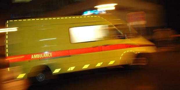 Herve : collision entre une voiture et un camion sur la route de Battice - La DH