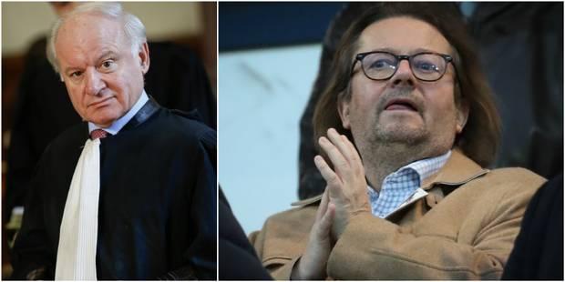 L'avocat d'Anderlecht, maître Spreutels, viré par téléphone: Marc Coucke continue à faire le ménage - La DH