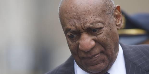 Agression sexuelle: Cosby a versé 3,38 millions de dollars à sa victime présumée - La DH