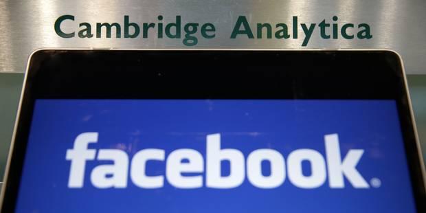 Facebook publie le lien qui permet de voir si vos données ont été volées - La DH