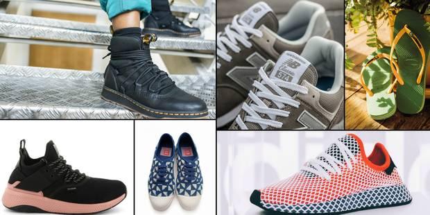 6f7bec9806c2ff Six paires de chaussures confortables et stylées pour la vie urbaine - La DH