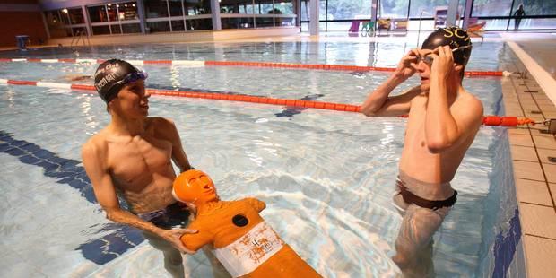 Rixensart : la piscine a pu rouvrir ce matin - La DH