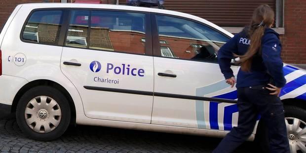 Un jeune de 17 ans roule sur la jante et boute le feu au véhicule à Lodelinsart - La DH