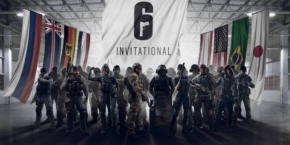 La finale de la saison 7 de Pro League de Rainbow Six au Harrah's Resort