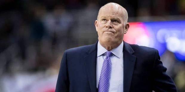 NBA: Charlotte se sépare de son coach, Steve Clifford - La DH