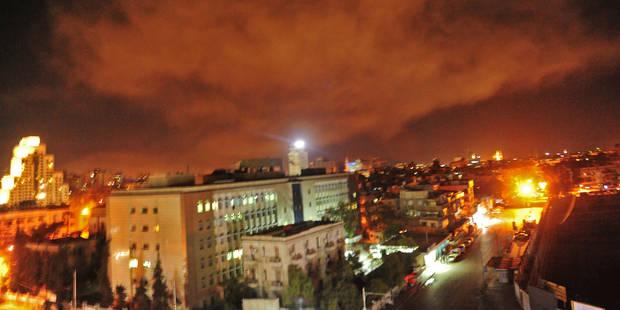 Frappes occidentales en Syrie: Moscou échoue lors d'un vote à l'ONU à faire condamner les frappes - La DH