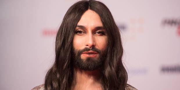 Conchita Wurst révèle sa séropositivité - La DH
