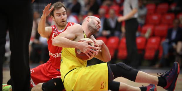 Euromillions League: Mike Smith remet le Brussels sur les bons rails; un Clasico sur fond de polémique - La DH