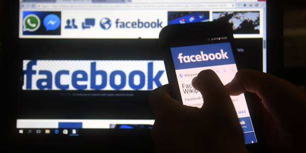 Facebook confirme une crainte de longue date - La DH