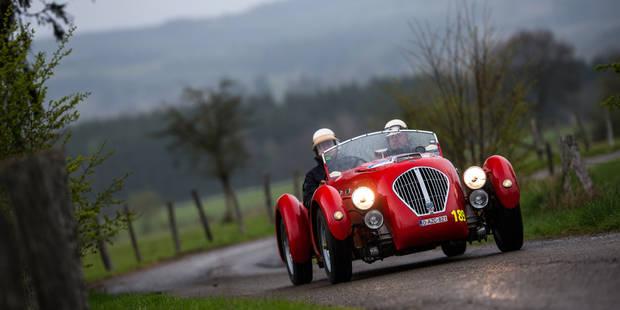 Rallye Ardenne Roads: un prologue facultatif pour déterminer l'ordre de départ - La DH