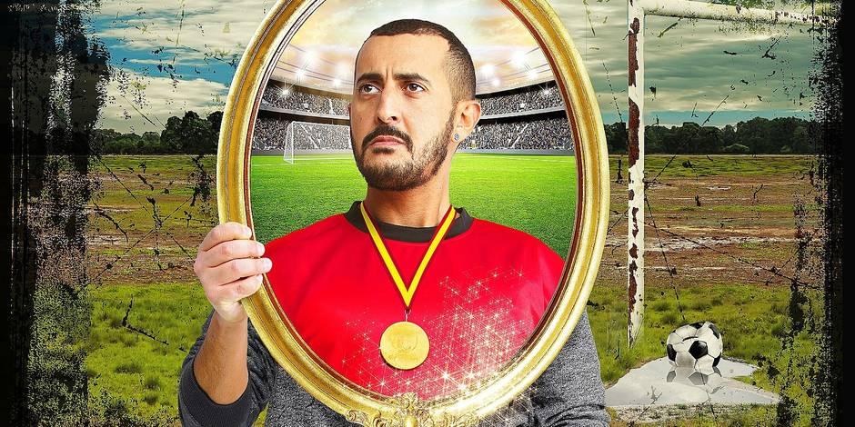 """Rencontre avec Mourade Zeguendi, footballeur dans la série humour """"Champion"""" de la RTBF: """"Fellaini m'a un peu coaché"""" - ..."""