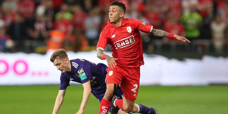 Standard-Anderlecht: vive altercation entre Sa Pinto et Belhocine