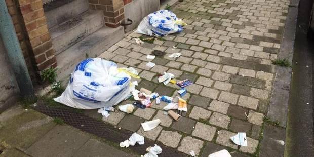 Bientôt la fin des sacs-poubelle en rue à Bruxelles - La DH