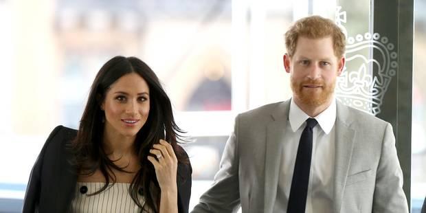 Harry et Meghan : du rendez-vous arrangé au conte de fées, le couple fait rêver - La DH