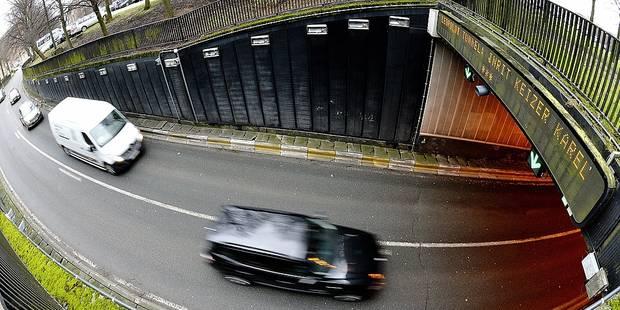 Bruxelles: Des mesures pour limiter le chaos autour du tunnel Léopold II - La DH
