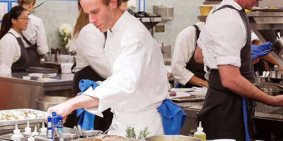 """Chez le chef (et agronome) new-yorkais Dan Barber, on ne mange pas, """"on vit une expérience"""""""