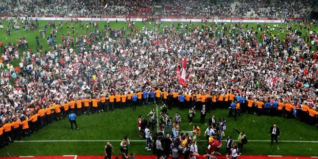 Le Stade de Reims célèbre son retour en Ligue 1 avec un coup de comm' bien senti (VIDEO) - La DH