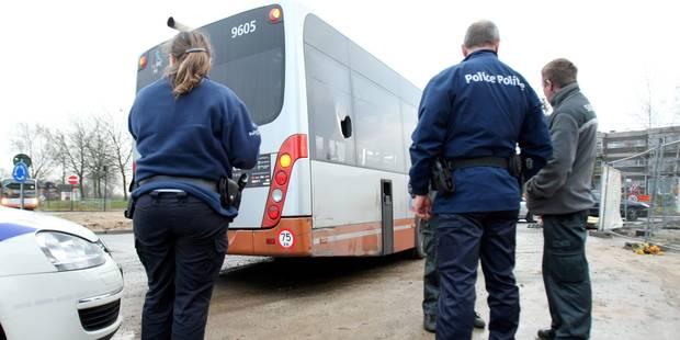Les contrôleurs de la Stib en arrêt de travail après une agression ce dimanche à Anderlecht (VIDEO) - La DH