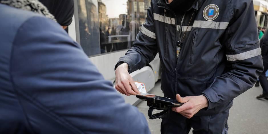 Trois agents de la STIB attaqués lors d'un contrôle à Peterbos — Anderlecht